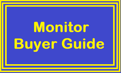 Monitor Product Guide