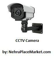 CCTV Camera Price in Nehru Place Market Delhi- DVR NVR Price