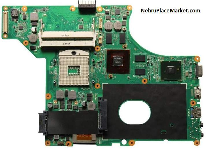 Laptop motherboard price in Nehru Place Market Delhi India
